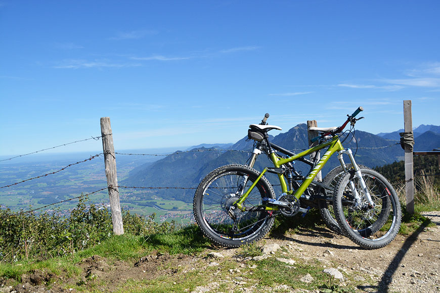 www.oooyeah.de_Bayern_Chiemgau_Hochplatten_Mountainbikes